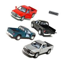 "Set of 4: 5"" Dodge Ram Pickup Truck 1:44 Scale"
