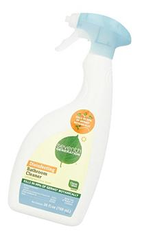 Seventh Generation Disinfecting Bathroom Cleaner, Lemongrass