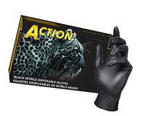 Shamrock 83013-L-BX Nitrile Industrial Grade Work Glove,