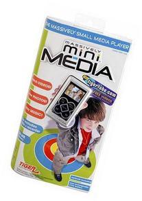 Silver - Massively Mini Media Music & Video Player