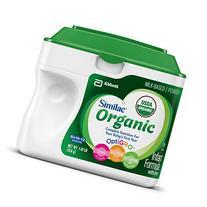 Similac Advance Organic Infant Formula with Iron, Powder, 23
