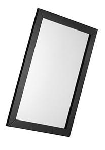 Simpli Home Chelsea - Winston Bath Vanity Mirror, Black