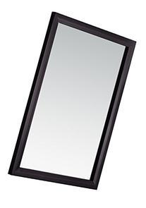 Simpli Home Urban Loft Bath Vanity Mirror, Dark Espresso