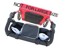 Single Universal Stroller Organizer By Booyah