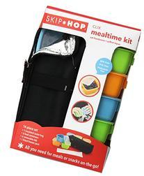Skip Hop Baby Insulated 14-piece Bento Clix Mealtime Travel