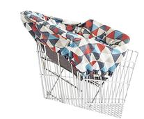 Skip Hop Shopping Cart and Baby High Chair Cover, Take Cover