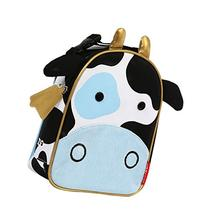 Skip Hop Zoo Insulated Lunch Bag, Cheddar Cow