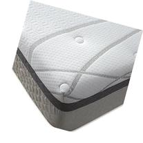"Sleep Innovations 12"" Skylar Gel Memory Foam Mattress, King"