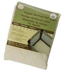Snoozy Cotton Waterproof PlayYard Mattress Pad Featuring