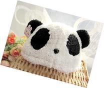 Soft Warm Cute Panda Bear Beanie Hat