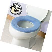 Soft n Comfy Toilet Seat Cover - Sky Blue
