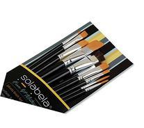 Solabela Artist Brushes. Set of 10 - Jakarta Art Brush Set