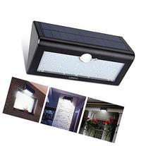 Solar Security Light, LONRIC 38 LED Outdoor Solar Energy