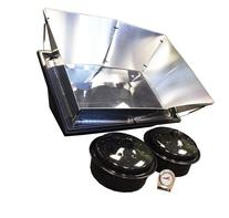 Solavore Sport Solar Oven - Portable Solar Cooking Package