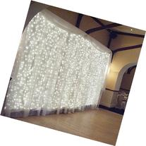 Solla Curtain Lights 19.6ft9.8ft 600 LEDs Window Curtain