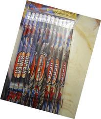 Spider-Man Pencils - Spiderman Pencil Pack
