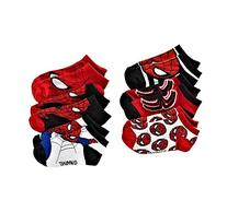 Spiderman Toddler Socks 6PK 2T - 4T