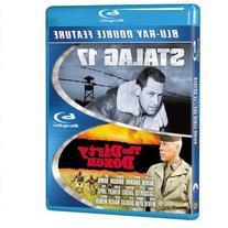 Stalag 17/ The Dirty Dozen  Blu-Ray from Warner Bros