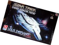 Star Trek Deep Space Nine USS Defiant model kit