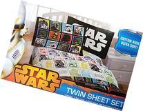 Star Wars Classic 3 Piece Twin Sheet Set