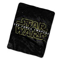 Star Wars Episode VII: The Force Awakens Silk Touch Throw