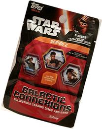 Star Wars Galactic Connexions Series 2 - Pack of 5 Discs