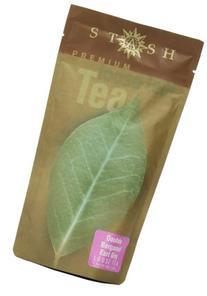 Stash Tea Double Bergamot Earl Grey Loose Leaf Tea 3.5 Ounce