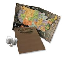 Statehood Quarter Set - Includes Coin Collecting Map Folder