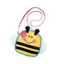 Stephen Joseph Crossbody Purse, Bee