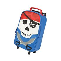 Stephen Joseph Rolling Backpack, Pirate