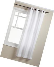 Stylemaster Malibu 40 by 63-Inch Sail Cloth Grommet Panel,