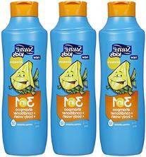 Suave Kids 3 in 1 Shampoo + Conditioner + Body Wash,