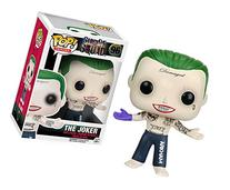 Suicide Squad - Joker Shirtless POP Figure Toy 3 x 4in