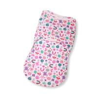 Summer Infant SwaddleMe WrapSack Blanket, Flower Power,