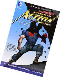 Superman: Action Comics, Vol. 1: Superman and the Men of