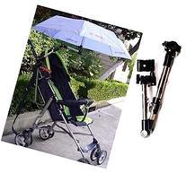 Swivel Wheelchair Bicycle Umbrella Connector Holder, Baby