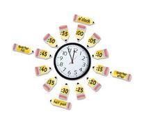 Eureka EU-847423 Telling Time BB Set