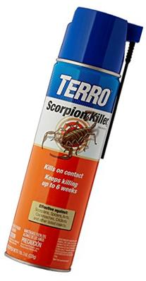 TERRO Scorpion Killer Aerosol Spray T2101