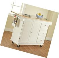 TMS Kitchen Cart and Island - This Portable Small Island