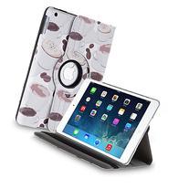 TNP iPad Mini Rotating Case  360 Degree Stand Smart Cover