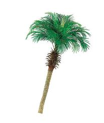 TWO 6' Phoenix Coconut Artificial Tropical Palm Trees, with