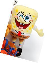 TY Beanie Babies Spongebob Squarepants One Size Yellow