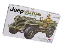 Tamiya 1:35 Jeep Willys MB 1/4 Ton 4x4 Truck