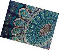 Tapestry Wall Hanging, Mandala Tapestries, Indian Cotton