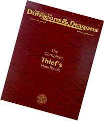 The Complete Thief's Handbook: Player's Handbook Rules