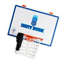 The Dirty Dunk - The Original Over-the-Door Basketball Hoop