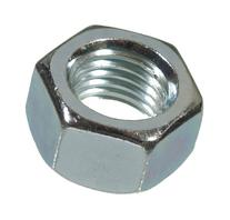 The Hillman Group 150048 Finish Hex Nut, 1/4-Inch by 28-Inch