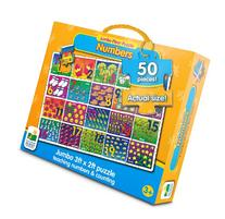 The Learning Journey Jumbo Floor Puzzles, Number Floor