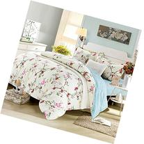 TheFit Paisley Textile Bedding for Adult U408 Flora and