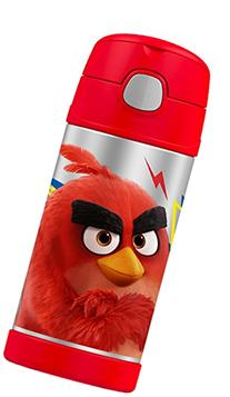 Thermos Funtainer 12 Ounce Bottle, Angry Birds